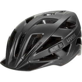 UVEX Active CC Helm black mat
